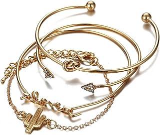 ca89e4c24 Amazon.fr : Triangle - Bracelets / Bijoux fantaisie : Bijoux