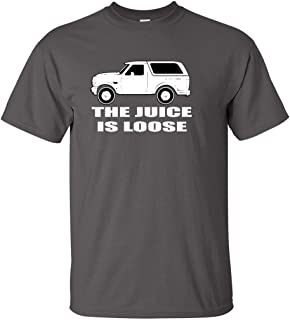 The Silo Grey O.J. Simpson The Juice is Loose T-Shirt