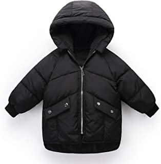 2019 Kids Jacket Winter,Leegor Children Girls Boys Baby Outwear Leather Coat Short Windproof Clothes