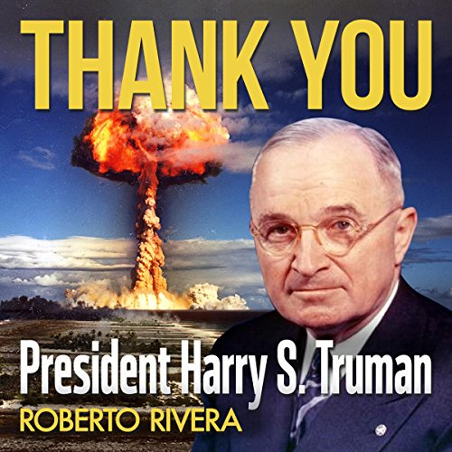 Thank You, President Harry S. Truman audiobook cover art
