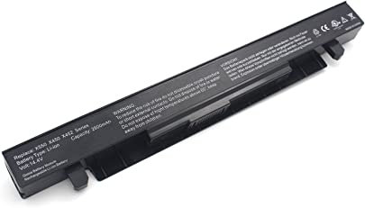 Ersatz ASUS Akku A41-X550A f r ASUS X550 X550C X550D X552 F550C 14 4V 2600mAh Schätzpreis : 25,88 €