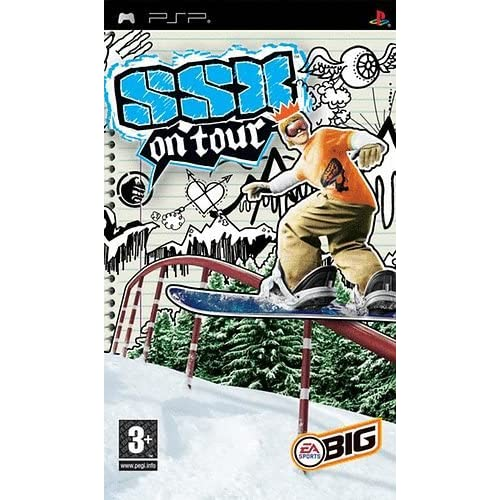 Electronic Arts SSX On Tour, PSP PlayStation Portatile (PSP) videogioco