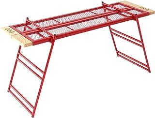 DOD(ディーオーディー) カシスラック ワンバイ木材でカスタム可能 組み合わせて3段ラックにも TB2-541-RD