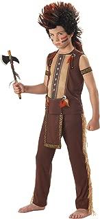 Indian Warrior Boy's Costume