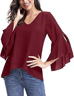 Amazon.es: zara - Blusas y camisas / Camisetas, tops y blusas ...