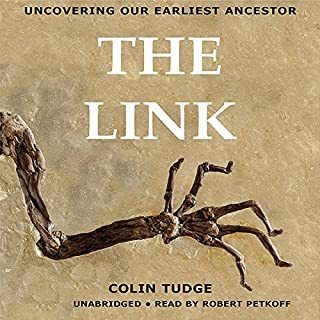 The Link audiobook cover art