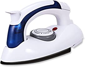 Hetian Mini Electric 700 W Portable Steam Iron with Handle