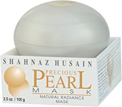 Shahnaz Husain Precious Pearl Face Mask Herbal Ayurvedic Latest International Packaging (3.5 oz. / 100 g)