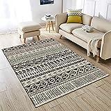 SYFANG alfombras,Rayas onduladas densas de Marruecos,Alfombras Grandes alfombras de salón Alfombras Modernas Alfombras de Dormitorio