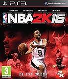 Take-Two Interactive NBA 2K16, PS3 Básico PlayStation 3 Francés vídeo - Juego (PS3, PlayStation 3, Deportes, Modo multijugador, E10 + (Everyone 10 +))