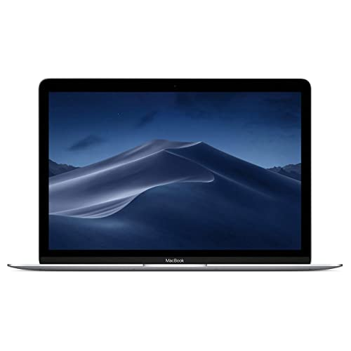 Apple MacBook (12インチ, 1.2GHzデュアルコアIntel Core m3, 256GB) - シルバー