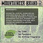 Mountaineer Brand Bald Head Care - Exfoliate - Men's All Natural Head and Face Scrub 4 oz. 5