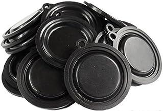 Popular 100 stks 54mm gas waterverwarmer druk diafragma fittingen water-gas koppeling klep water film tympanisch membraan ...