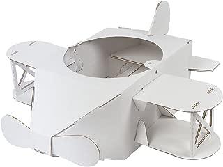 cardboard plane costume