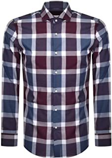 Men's Jason Large Scale Plaid Shirt