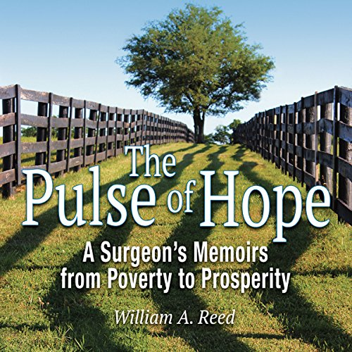 The Pulse of Hope audiobook cover art