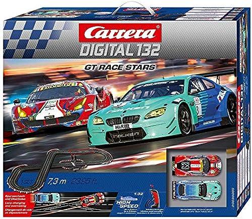 Carrera 20030005 GT Race Stars, Mehrfarbig