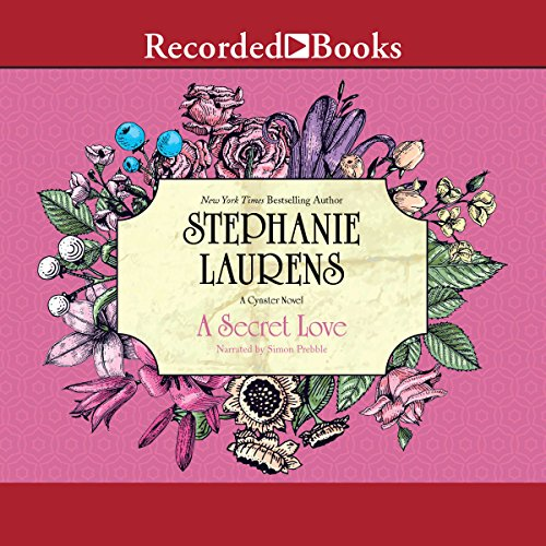 A Secret Love Audiobook By Stephanie Laurens cover art