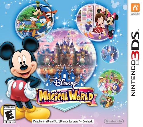 Max 59% OFF Disney Magical World Super popular specialty store 3DS - Nintendo