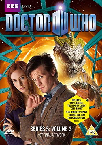 Doctor Who - Series 5, Vol. 3