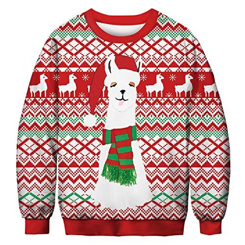 Sudadera Navidad Hombre Mujer Niña...