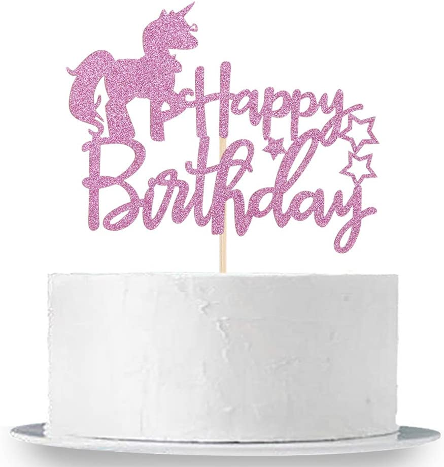 Unicorn candy toppers treat topper girl birthday favor digital file only Unicorn candy favor birthday party favor
