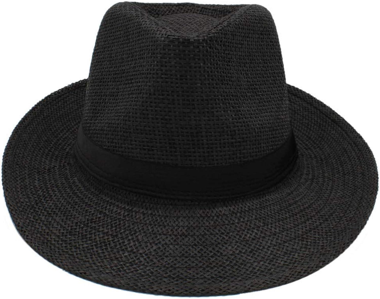 Fashion Warm Comfortable Hats for Women Autumn Winter Spring Mens Hat Casual Solid Plain Black Grey Coffee Fedora Hat Retro Derby Jazz Hats British Trilby Hat