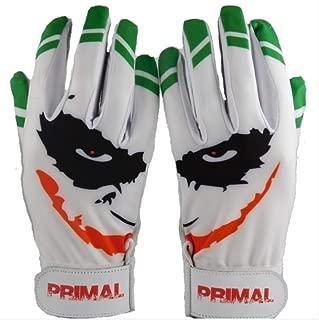 Youth Smiley Joker Baseball Batting Gloves