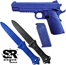 S&R Tactical - Training Gun and Knife Combo Pack 1911