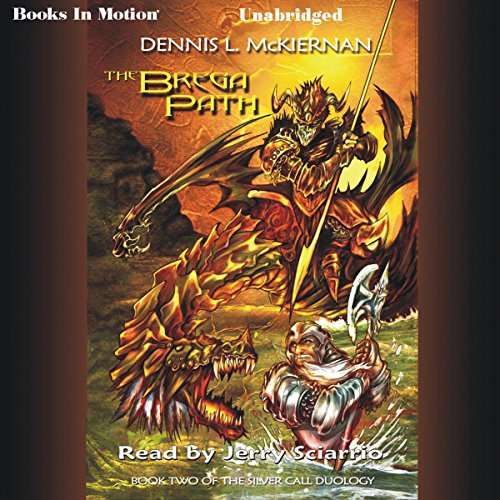 The Brega Path audiobook cover art