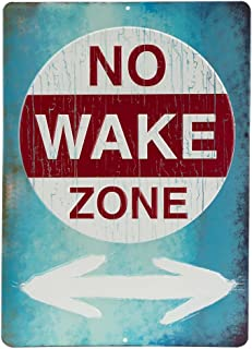 Best no wake zone metal sign Reviews