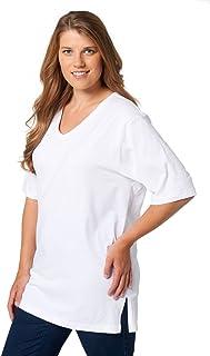 V-Ausschnitt, Camiseta para Mujer
