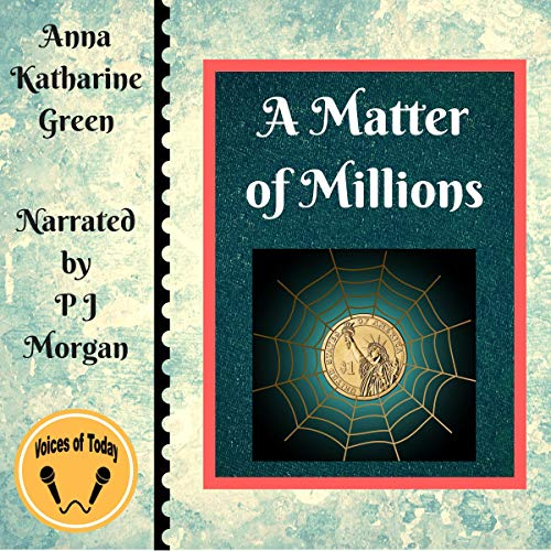 A Matter of Millions audiobook cover art