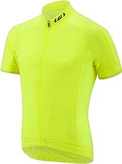 Short Sleeve Full Zip Cycling Jersey Louis Garneau Mens Lemmon 2 Lightweight