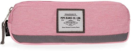 Estuche Pepe Jeans Molly rosa