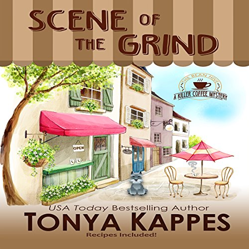 Scene of the Grind audiobook cover art