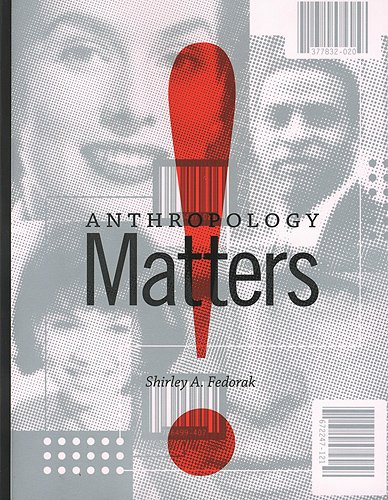 Anthropology Matters!