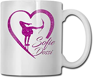 Sofie Dossi Family 68 Coffee Mug Ceramic Cup 11 Oz Gift For Men And Women Who Love Mugs