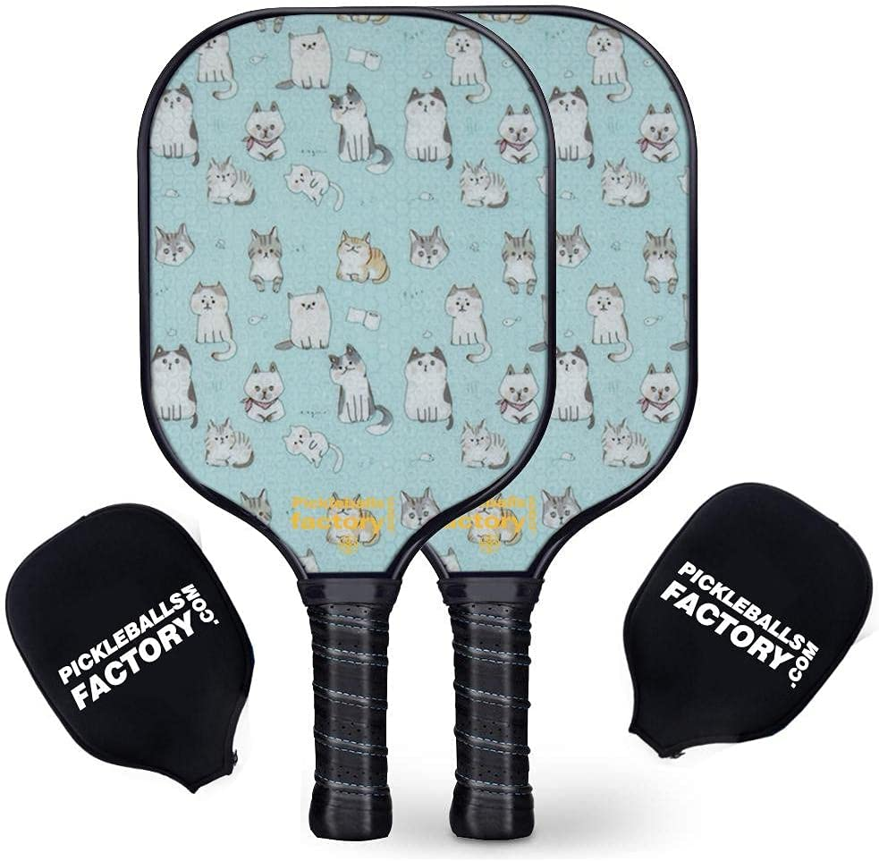 Pickleball Paddles Paddle Graphite Pickleb Love Recommended New color PET