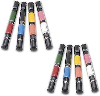 Migi Nails Nail Art Polish Beautifully Bold - 8 Pens With 8 Bold Traditional Colors