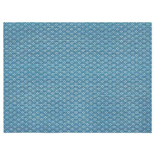 IKEA 003.428.62 Platzset Gallra, blau, Gemustert