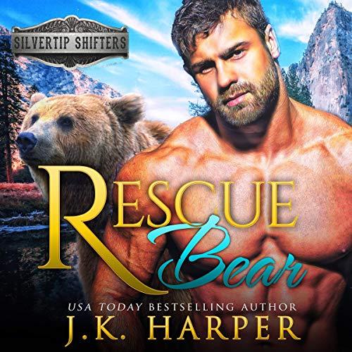 Couverture de Rescue Bear: Cortez