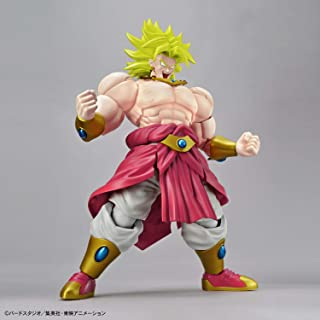 Bandai Spirits Figure-Rise Standard Dragon Ball Z Legendary Super Saiyan Broly (New Version) Plastic Model Maquette Maqueta