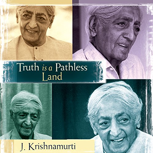 Truth Is a Pathless Land audiobook cover art