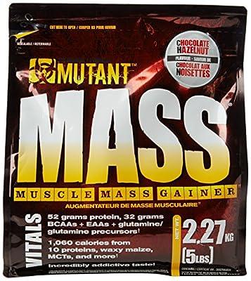 Mutant 2.27 kg Chocolate Hazelnut Mass from Mutant