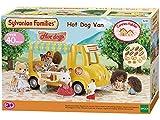 Sylvanian- Hot Dog Van Families EPOCH D'ENFANCE, 5240, Multicolore