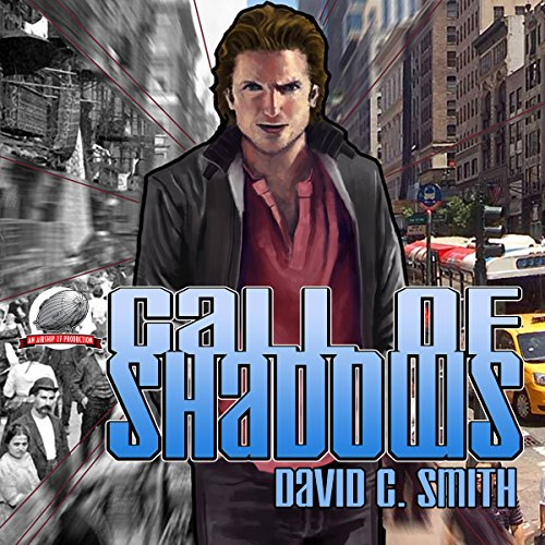 Call of Shadows audiobook cover art