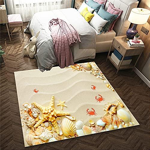Alfombra Moderna Simple Y Bonita Gruesa Impermeable Antideslizante Alfombrilla para Porche Adecuada para El Pasillo De La Sala De Estar del Dormitorio