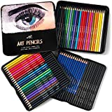 Art Pencils Drawing Kit – 72 Pencil Supplies Set...