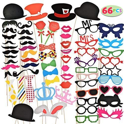 Party Photo Booth Props: Amazon co uk